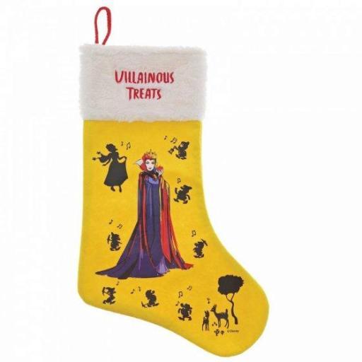 Villainous Treats (Evil Queen Stocking)