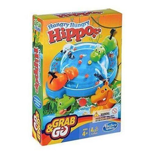 Hungry Hippo Grab & Go Game