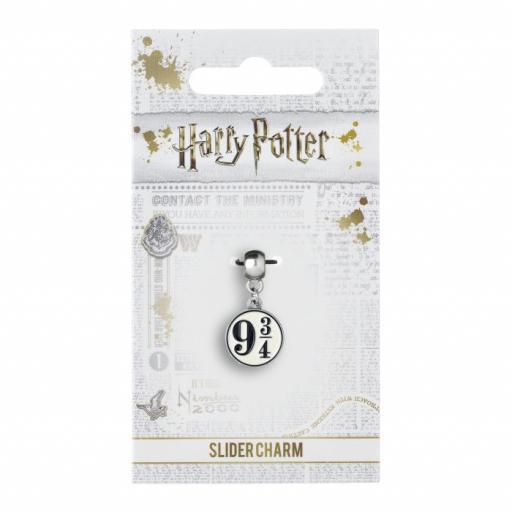 Harry Potter Platform 9 3/4 Slider Charm