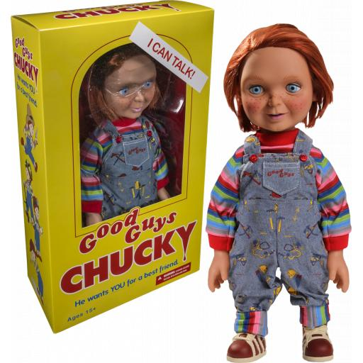 Chucky good guy 1/4 scale talking figure