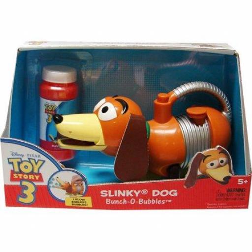 Slinky Dog Bunch O Bubbles