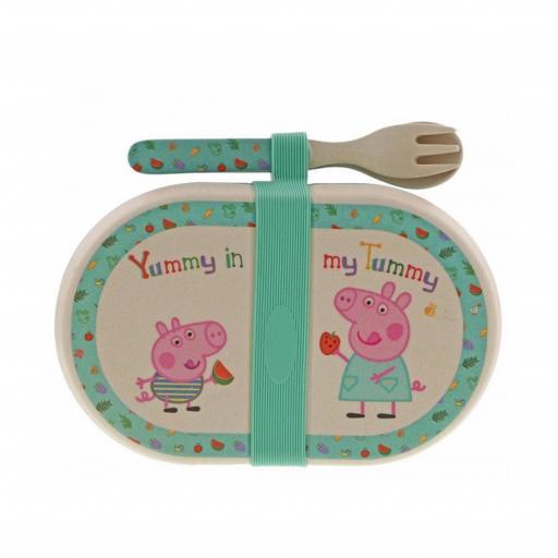 Peppa Pig Snack Box
