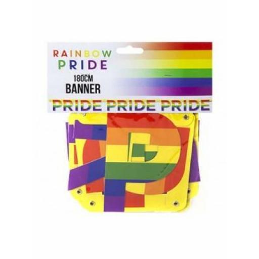 Rainbow Pride Banner