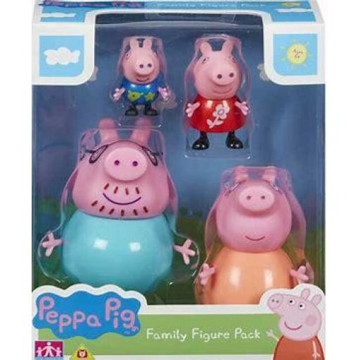 Peppa Pig Pack Of Figures