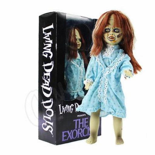 Living Dead Dolls: The Exorcist Regan Doll