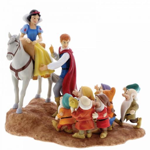 Joyful Farewell (Snow White, Prince and Seven Dwarfs