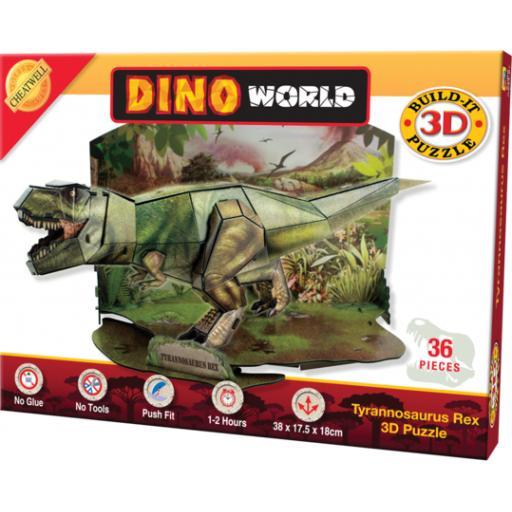 Build It Tyrannosurus