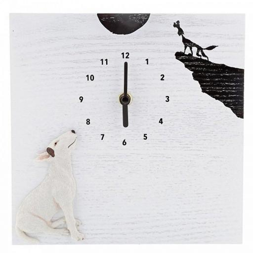 Jimmy The Bull - Pride Rock Clock