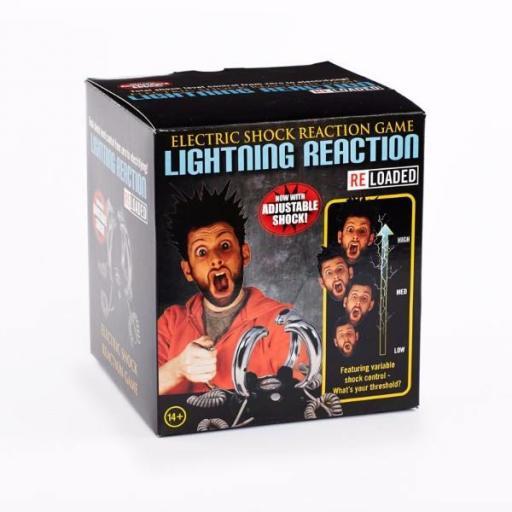 Lightning Reaction Re-Loaded