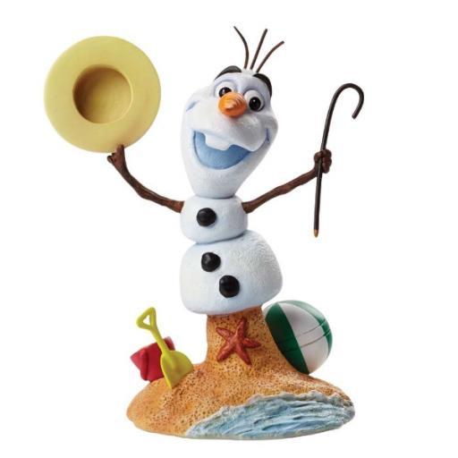 Olaf Frozen Bust (In Summer)