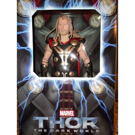 """Marvel 1:4 Scale """"Avengers Thor"""" Action Figure"""