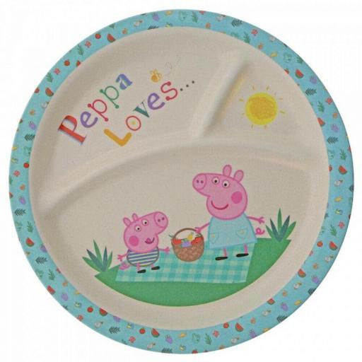Peppa Pig Plate