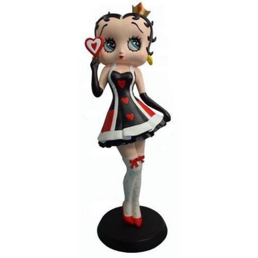 Betty Boop Queen of Hearts