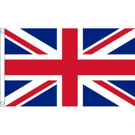 Union Jack 5ft x 3ft