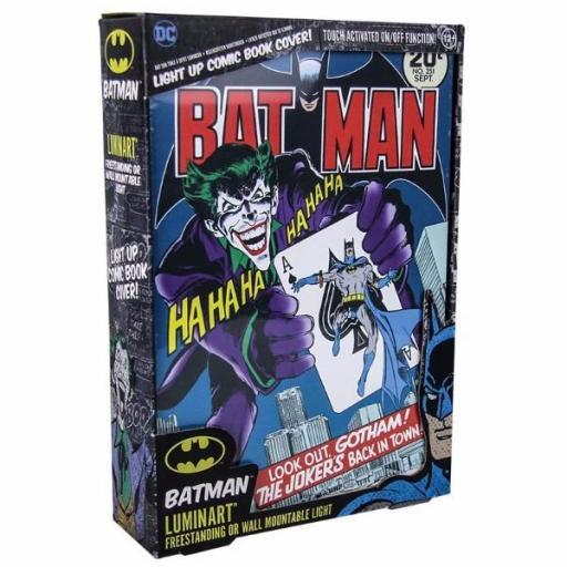DC Comics Batman Wall Art Light