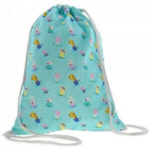 Peppa Pig Gym Bag