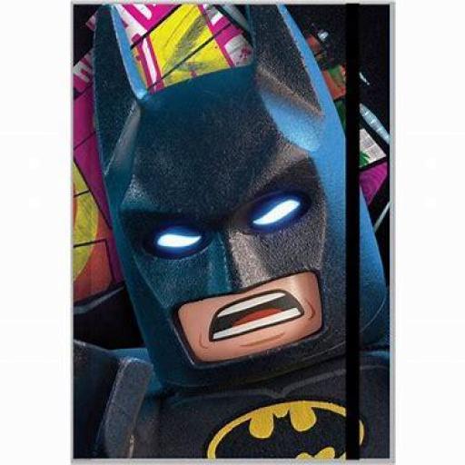 Lego Batman Light Up Journal A5