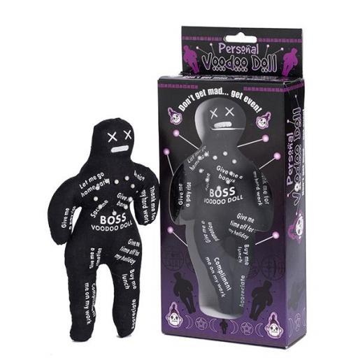 Boss Voodoo Doll