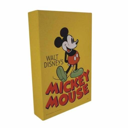 Toy Box Mickey Mouse Luminart