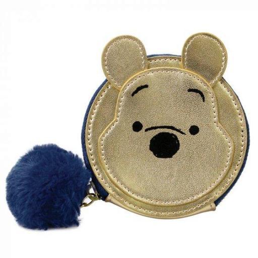 Purse Coin Round - Winnie The Pooh (Winnie)