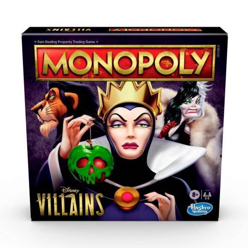 Monopoly Disney Villians