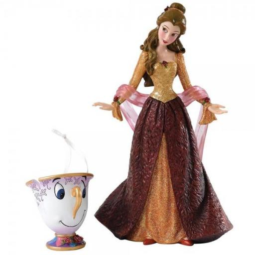 Christmas Belle Figurine