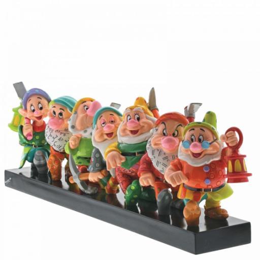 Seven Dwarfs Figurine
