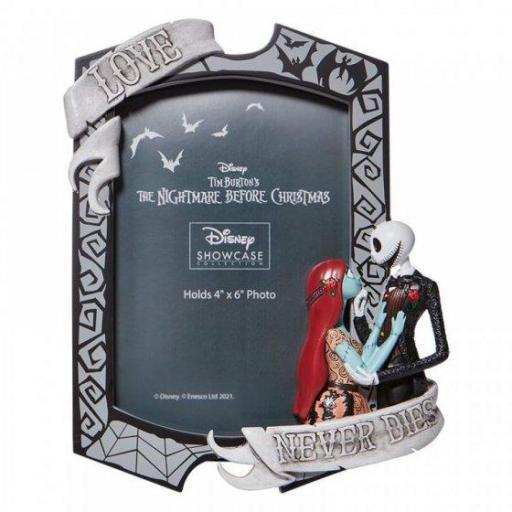 Jack and Sally Picture Frame