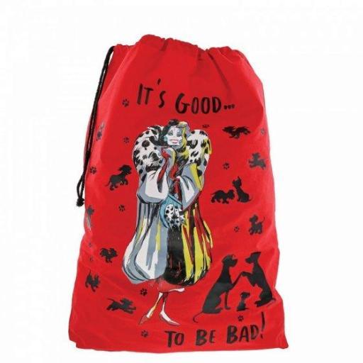 It's Good To Be Bad (Cruella Sack)