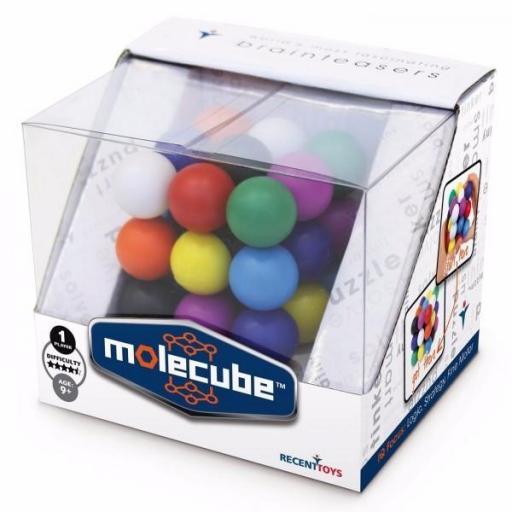 Molecube Puzzle
