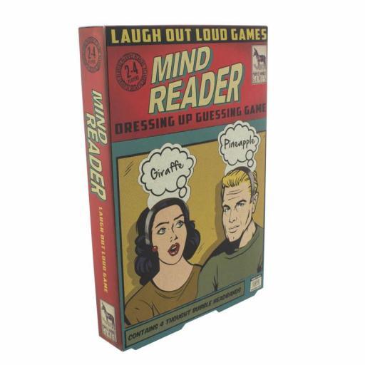 Mind Reader Game