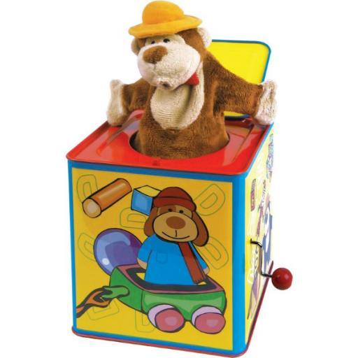 Animal Jack-in-the-Box