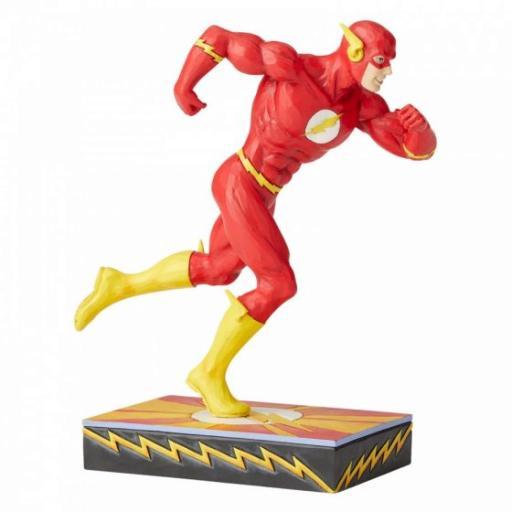 Scarlet Speedster (Flash Silver Age Figurine)